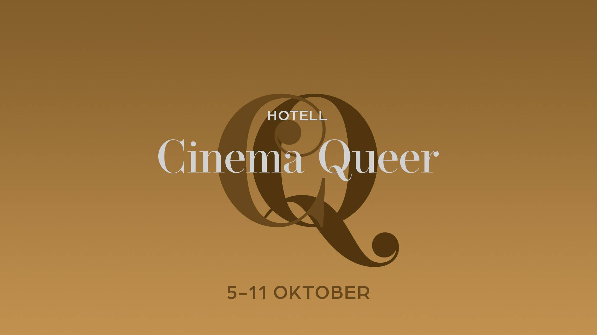 Hotell Cinema Queer